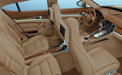 4 Door Porsche Interior 08 11