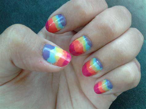 art design nail polish farry island cute nail art