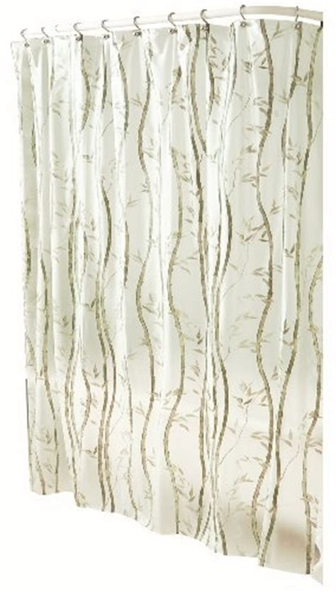 bamboo print curtains bamboo print shower curtain acquired for the home