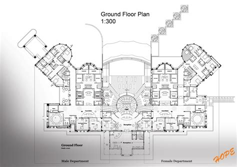 rehabilitation center floor plan drug alcohol rehabilitation and treatement center