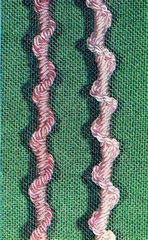 Macrame Spiral - free macrame patterns