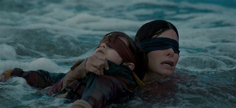 vivien lyra blair net worth bird box review frequently terrifying but frustratingly