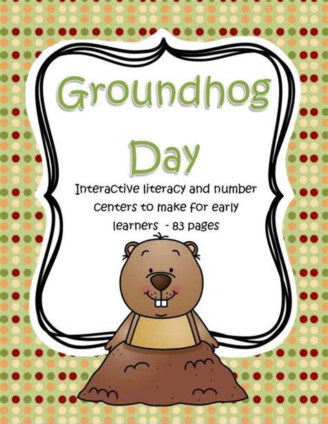 groundhog day meaning for preschoolers pin by mackowiak on preschool ideas