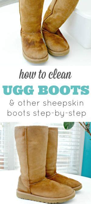 best 25 sheepskin boots ideas on pinterest ugg mckay clean ugg boots and ugg adirondack boot