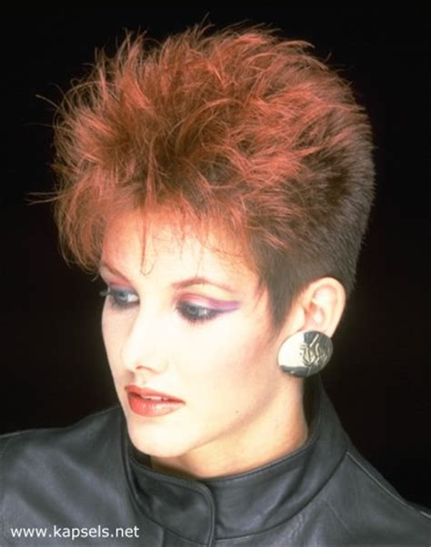 hair styles with your ears cut out hair spiked up and clipped around the head and over the ears