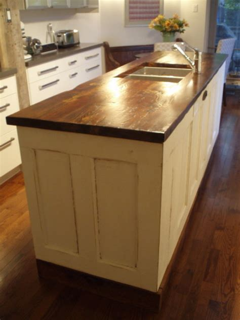 kitchen island toronto kitchen islands toronto reclaimed douglas fir kitchen