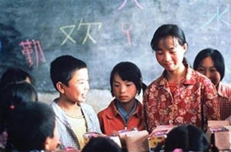 Chinese Film Not One Less | a lesson from rural china not one student less
