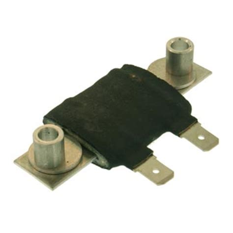 flat resistor 30w 1 ohm power wire wound resistors flat hl 24 18n west florida components