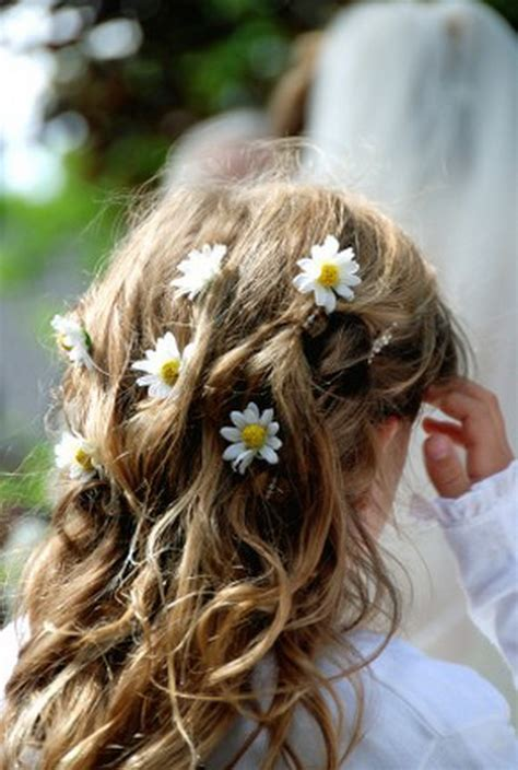 flower girl hairstyles curly flower girl hairstyles stylish eve