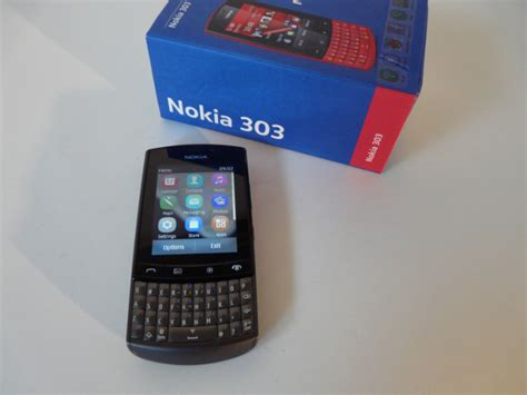 Hp Nokia Asha 303 Terbaru nokia asha 303 unboxing touch and type device with