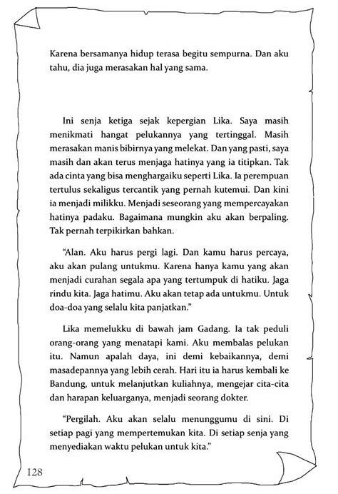 Contoh Novel Bahasa Inggris Singkat - Guru Paud