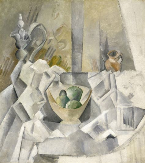 picasso paintings at the guggenheim pablo picasso carafe jug and fruit bowl carafon pot