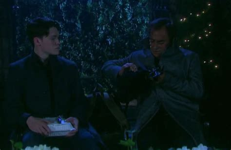 jonathan chase as mcclendon days of our lives days of our lives screencap recap victor fires philip