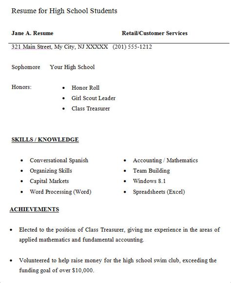 wonderful teaching resume writing to high school students in resume