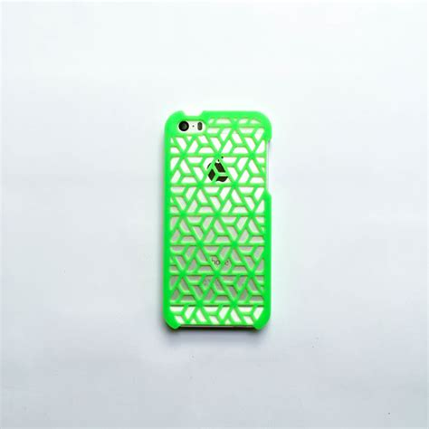 3d printed iphone 5 5s se case 3frc by sergio romero
