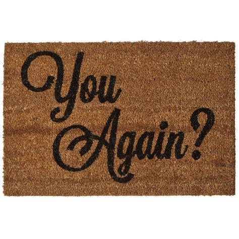 You Again Doormat by You Again Doormat Iwoot