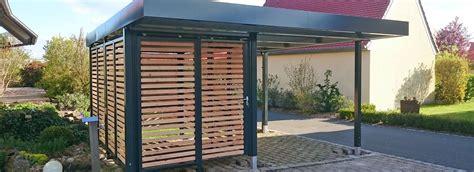 garage mit carport und abstellraum carport mit abstellraum doppelcarport mit zus 228 tzlichem