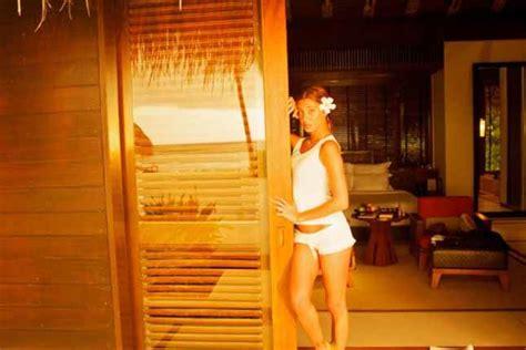 alimentazione belen rodriguez belen rodriguez relax totale alle maldive 232 il weekend
