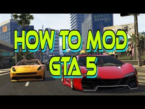 [how to mod gta 5 story mode] /modded gameplay (hd) [xbox