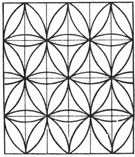 tessellation templates free coloring pages of tesselation