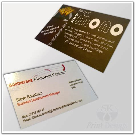 how to make laminated cards laminated business cards from 163 38