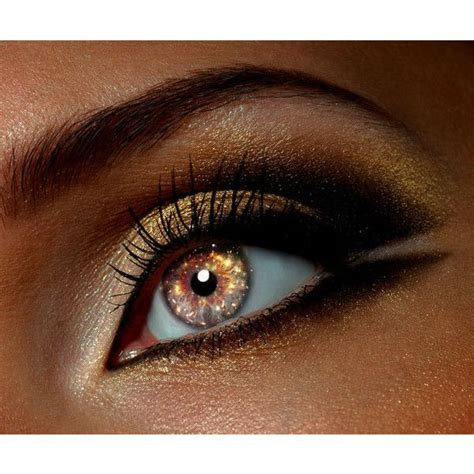 gold colored contacts it s all in the 100 beautiful photo manipulations