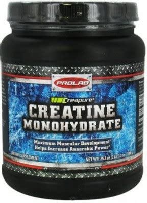 Suplemen Creatine Monohydrate Prolab Creatine Monohydrate Jual Suplemen Prolab