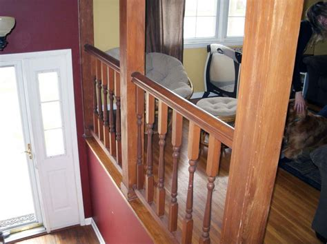banisters and handrails installation what you need to do when diy stair railings installation