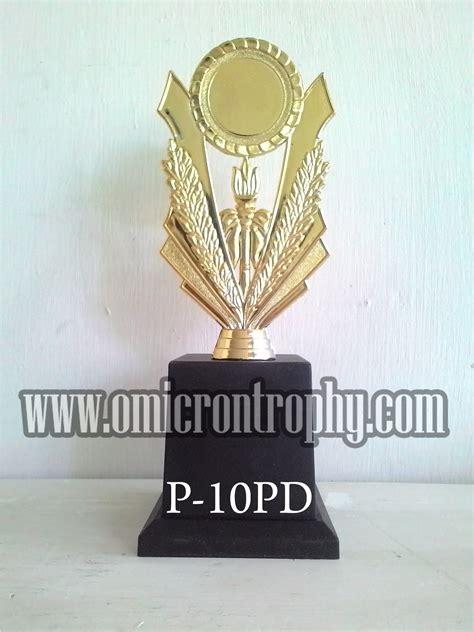 Jual Piala by Jual Piala Kecil Satuan Harga Murah Omicron Trophy