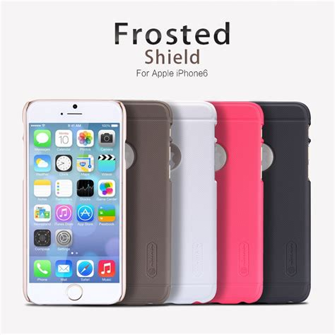 Nillkin Frosted Shield Iphone 6 Plus6s Plus Warna Gold nillkin frosted shield for apple iphone 6