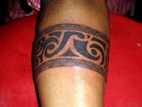 tribal thigh band tattoos 55 best tribal tattoos on leg