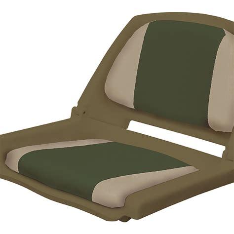 folding molded boat seat 8wd139ls 011 molded fishing seats cushioned fold down