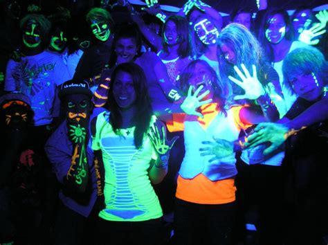 black light party decorations black light party ideas ideas hq