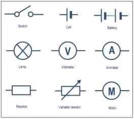symbols of a circuit acg3 s