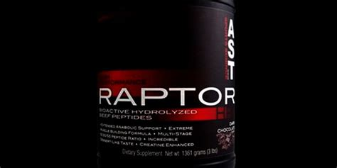 Suplemen Raptor raptor hp the supplement from ast s upcoming high