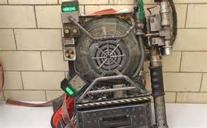 Proton Pack Ghostbusters New Quot Ghostbusters Quot Uniforms Proton Pack Revealed