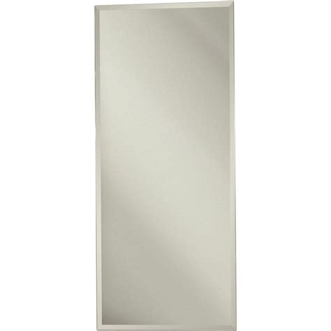 nutone medicine cabinets home depot 4 in surface mount mirror kit for 34 in medicine