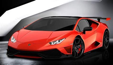 Imagining the future Lamborghini Roadster Hurricane