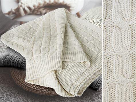 Wohndecken Aus Baumwolle by Baumwoll Wohndecken 100 Baumwolle Floordirekt De