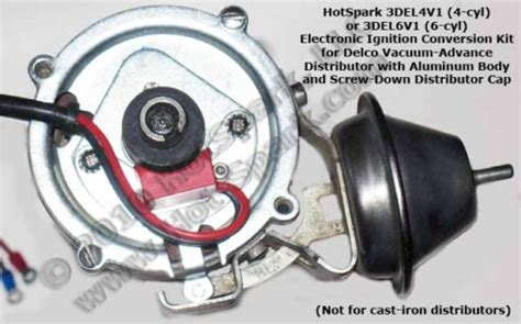 spark electronic ignition conversion kit
