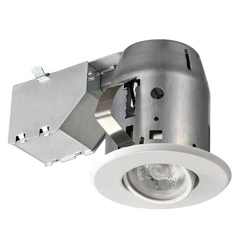 globe electric recessed lighting installation globe electric led directional 3 in white recessed kit