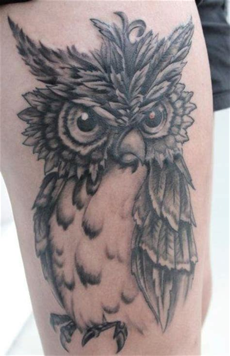 cool owl tattoo design owl tattoo tattoo ideas top picks