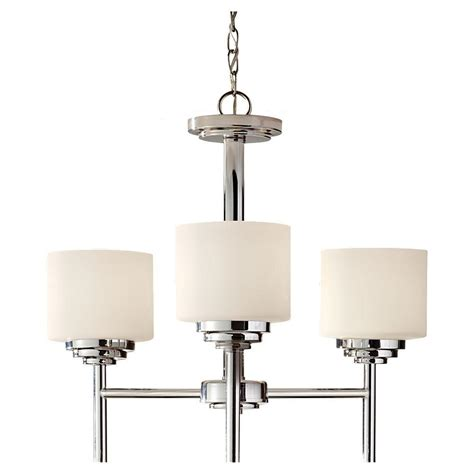 feiss malibu 3 light brushed nickel kitchen chandelier