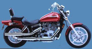 Honda Shadow Spirit 1100 Vt1100c Motorcycles