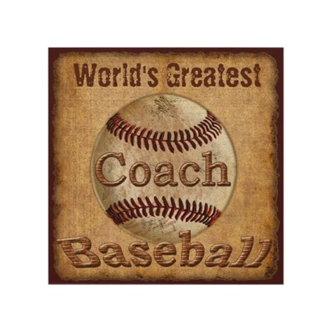 unique gifts for baseball unique baseball coach gifts customizable wood art wood