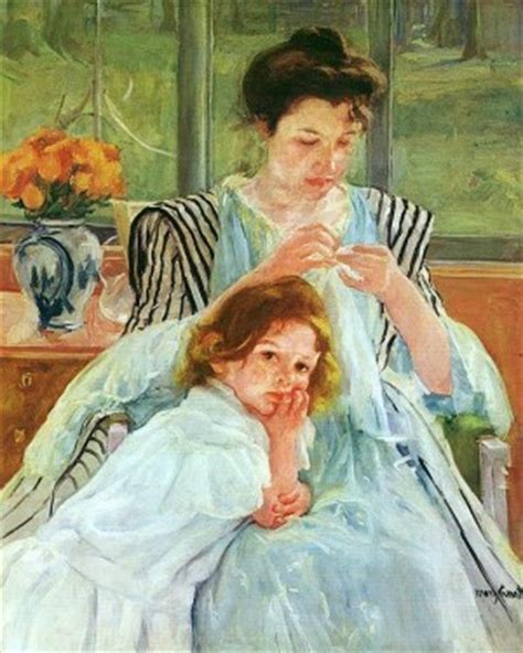 biography of mary cassatt artist mary cassatt quotes quotesgram