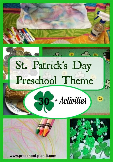 day theme 1000 images about st s day preschool theme on