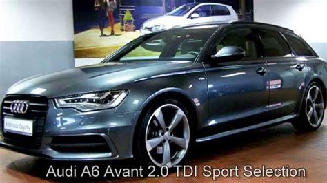 Audi A6 Avant Daytonagrau by Audi A6 Avant 2 0 Tdi Sport Selection Dn120604 Daytonagrau