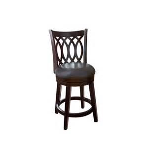 Cherry Wood Bar Stool Pulaski Furniture Brown Cherry 24 Inch Swivel Wood Barstool