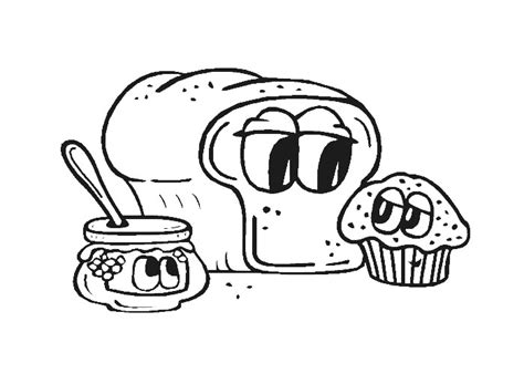Free Printable Coloring Pages Bread Of Life sketch template